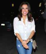 Eva Longoria Out for dinner at Giorgio Baldi in Los Angeles February 10-2015 x23