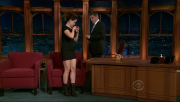 Sophia Bush @ The late Late Show with Craig Ferguson | May 6 2010 | ReUp