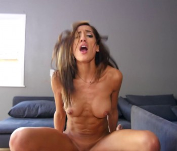 fucked girl with abs