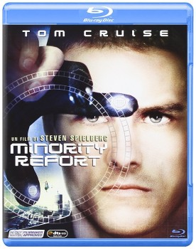 Minority Report (2002) Full Blu-Ray 42Gb AVC ITA SPA DTS 5.1 ENG DTS-HD MA 5.1