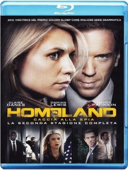 Homeland - Caccia alla spia - Stagione 2 (2012) [3-Blu-Ray] Full Blu-ray 135Gb AVC ITA DTS 5.1 ENG DTS-HD MA 5.1 MULTI