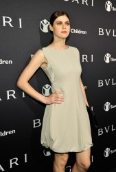 Alexandra Daddario - BVLGARI And Save The Children Pre-Oscar Event in Beverly Hills 2/17/15