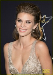 AnnaLynne McCord - 2015 Hollywood Domino Gala in LA 2/19/15