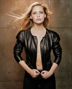 Sarah Michelle Gellar James White Photoshoot HQ's