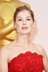 Rosamund Pike - 87th Annual Academy Awards 2/22/15