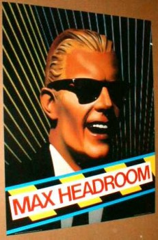 Max Headroom - Stagione 2 (1988) [Completa] DVDMux MP3 ITA\ENG