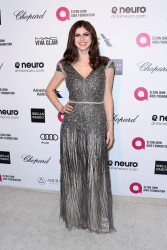 Alexandra Daddario - 23rd Annual Elton John AIDS Foundation's Oscar Viewing Party 2/22/15