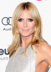 Heidi Klum - 23rd Annual Elton John AIDS Foundation's Oscar Viewing Party 2/22/15