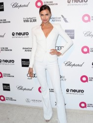 Irina Shayk - 23rd Annual Elton John AIDS Foundation's Oscar Viewing Party 2/22/15