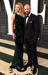 Rosie Huntington-Whiteley - 2015 Vanity Fair Oscar Party in Beverly Hills 2/22/15