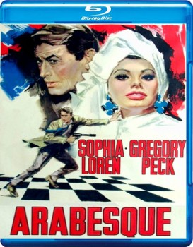 Arabesque (1966) Full Blu-Ray 19Gb AVC ITA ENG DD 5.1