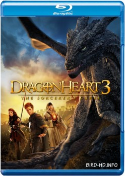 Dragonheart 3: The Sorcerer's Curse 2015 m720p BluRay x264-BiRD