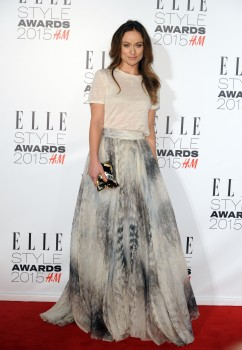 Olivia Wilde - ELLE Style Awards 2015 in London - February 24, 2015