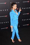 """Christina Milian - Attends """"Focus"""" Premiere in LA (2/24/15) More Major Cleavage!"""