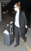 Julianne Moore - at Los Angeles International Airport February 26-2015 x5