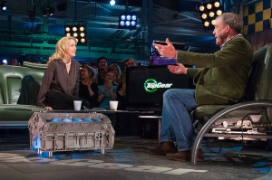 Gillian Anderson, Top Gear UK, Season: 22 Episode: 6, Sunday 1 March, 2015, BBC2