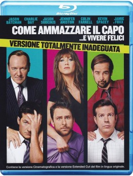 Come ammazzare il capo... e vivere felici 2in1 (2011) Full Blu-Ray 35Gb AVC ITA DD 5.1 ENG DTS-HD MA 5.1 MULTI