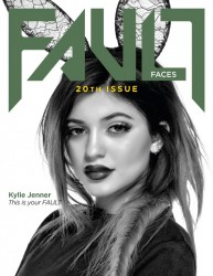 Kylie Jenner - Fault magazine
