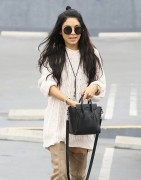 Vanessa Hudgens - Going to a meeting in LA 2/27/15