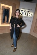 Joanna JoJo Levesque - Levi's x Vogue 501CT Party - February 26, 2015