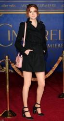 "Karen Gillan - Disney's ""Cinderella"" Premiere (Hollywood) 3/1/2015 + HQ ADDS"