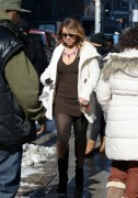Mariah Carey - Out & About in NYC 3/2/15