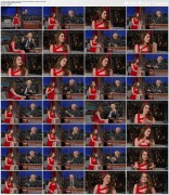 Allison Williams @ Late Show with David Letterman | January 6 2015 | ReUp