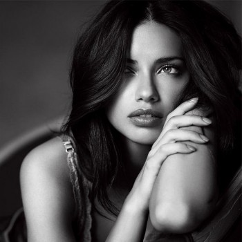Adriana Lima - Cute Colored Picture - x 1