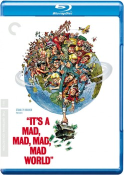 It's a Mad, Mad, Mad, Mad World 1963 EXTENDED m720p BluRay x264-BiRD