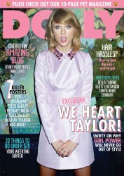 Taylor Swift - Dolly Magazine April 2015