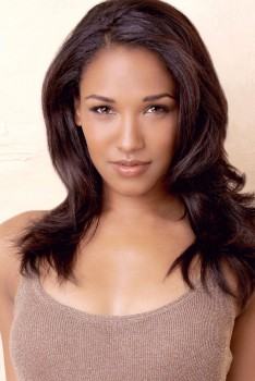 "Candice Patton from ""The Flash"""