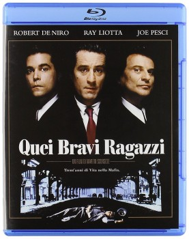 Quei bravi ragazzi - 20th Anniversary Edition (1990) Full Blu-Ray 28Gb VC-1 ITA FRE GER SPA ENG DD 2.0