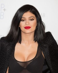 Kylie Jenner - photocall for NIP+FAB in London 3/14/15