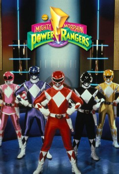 Power Rangers (Mighty Morphin) - Stagione 3 (1995) [Completa] DVDRip Mp3 ITA