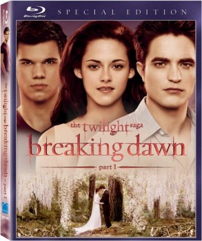 The Twilight Saga: Breaking Dawn - Parte 1 (2011) Full Blu-Ray 30Gb AVC ITA ENG DTS-HD MA 5.1
