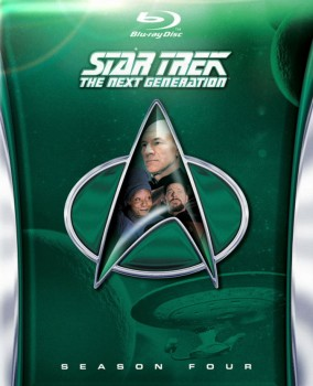 Star Trek: The Next Generation - Stagione 4 (1991) [6-Blu-Ray] Full Blu-Ray 244Gb AVC ITA DD 2.0 ENG DTS-HD MA 7.1 MULTI