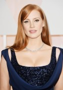 Jessica Chastain @ 2015 Academy Awards Ceremony