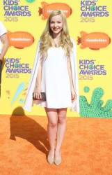 Dove Cameron - 28th Annual Nickelodeon Kids Choice Awards in Inglewood 3/28/15