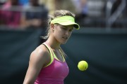 Eugenie Bouchard 1st round of the Miami Open Tennis tournament in Key Biscayne March 28-2015 x10