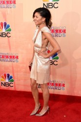 Jessica Szohr - 2015 iHeartRadio Music Awards in LA 3/29/15