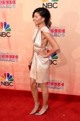 Jessica Szohr - 2015 iHeartRadio Music Awards in LA 3/29/15