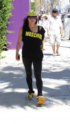 Michelle Rodriguez leaving Fred Segal in West Hollywood March 30-2015 x40
