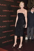 Charlize Theron - 'Dark Places' Premiere in Paris 3/31/15