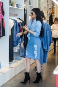 Kylie Jenner - Shopping in West Hollywood 3/31/15