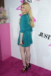 Katherine McNamara - JustFab Ready-To-Wear Launch Party Hollywood 04/01/2015