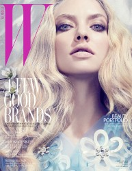 Amanda Seyfried W Korea Mag Feb '12