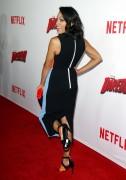 Rosario Dawson - Daredevil Premiere In LA (4/02/15)