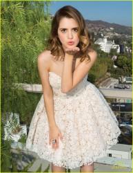 Laura Marano - Justine Magazine Prom Special