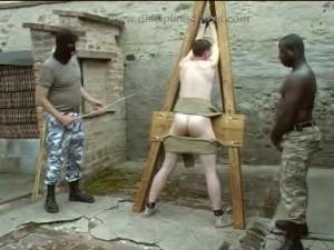 Gay prison bdsm
