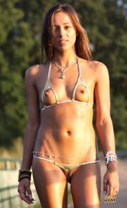 dominika c bikini heat
